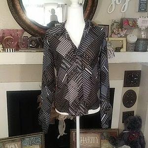 New York & Company size small dress blouse